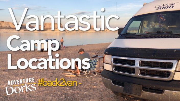 Back2Van #vanlife – Adventure Dorks