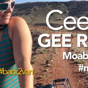 Cee & Gee Ride Moab, Utah #mtblife
